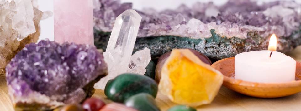 Terapia de Cristales